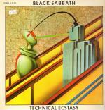 Виниловая пластинка BLACK SABBATH-TECHNICAL ECSTASY