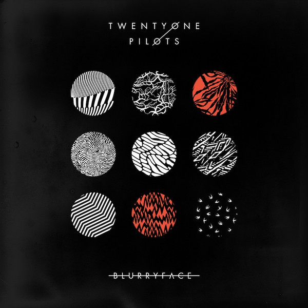 TWENTY ONE PILOTS BLURRYFACE
