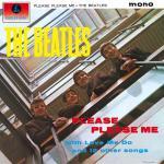 The Beatles Please Please Me Виниловая пластинка