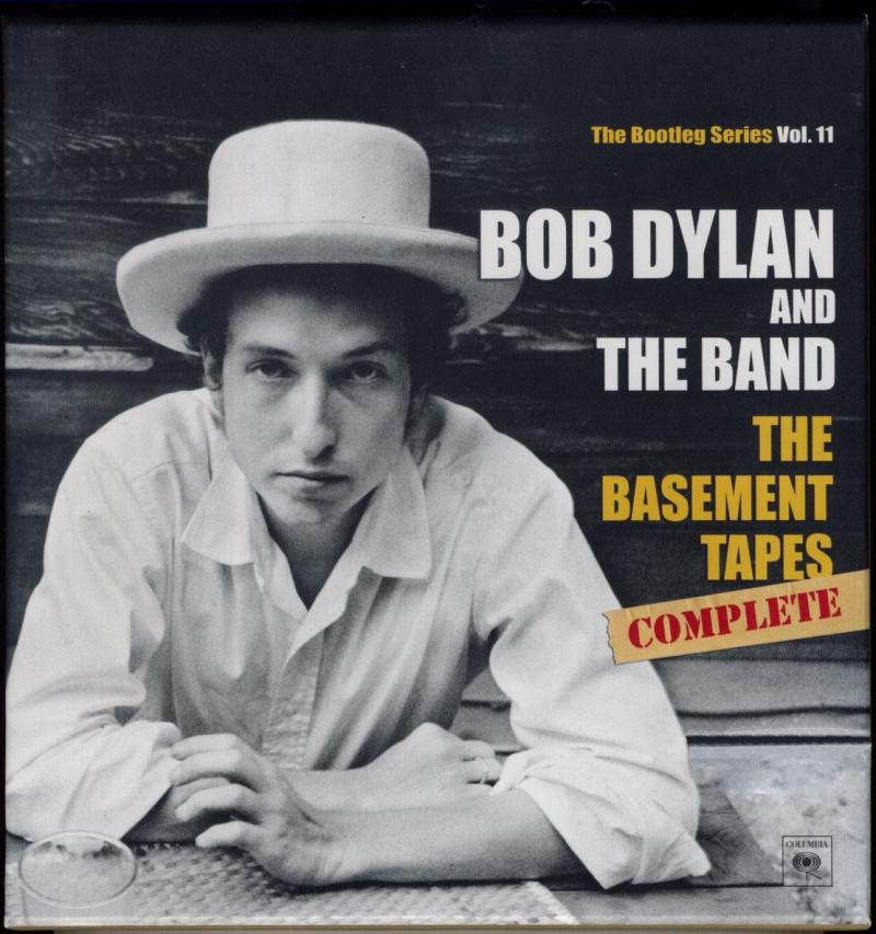 BOB DYLAN THE BAND BASEMENT TAPES RAW